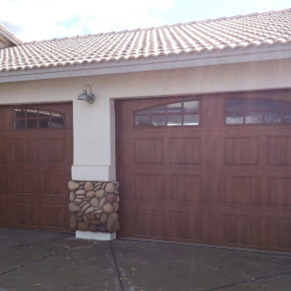 Rite-A-Way Garage Door Repair - New Wooden Doors